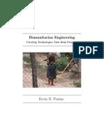 Humanitarian Engineering 2