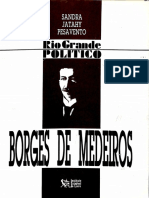 PESAVENTO, Sandra. Borges de Medeiros