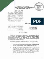 Cepalco Kirahon 1 Decision%2c+ERC+Case+No.+2014-020+RC