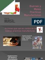 Buenas y Malas Practicas Manufacturas.ppteSTUDIAR x