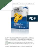 TuneUp Utilities 2013 v13.0.2020.14 Final – Công cụ chăm sóc PC toàn diện.doc