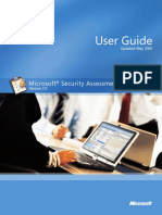 MSAT User Guide