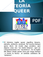La Teoría Queer