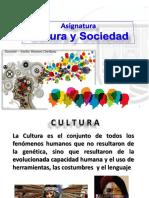 Cultura y Sociedad - 1ra Clase