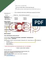 Cdep.deposit and Enrollment Details