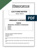XI 08 Oxidation Reduction Hydrolysis