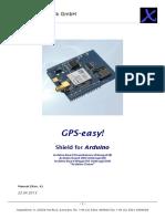 Gsm-easy! - Manual Rev.4 En