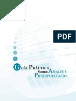Guia Practica Analisis Presupuestario