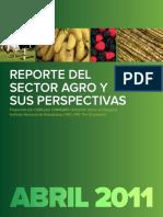 Reporte Agro y Perspectivas 2011
