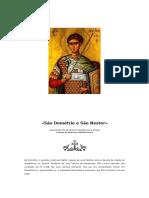 São Demétrio e São Nestor
