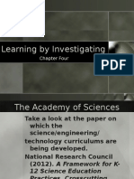 04 Chapter Four Learning by Investigating