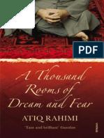 [Rahimi Atiq] a Thousand Rooms of Dream and Fear