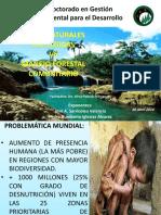 Areas Naturales Protegidas y Manejo Forestal Comunitario.
