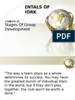 3) Stages of Group Development_to Studs