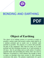 Bonding & Earthing
