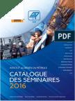 Iap Catalogue Formations 2016
