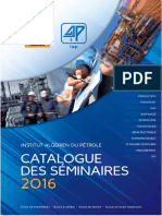 Iap Catalogue Formations 2016
