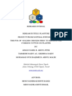 Plasture Journal
