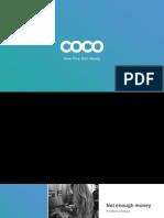 cocoinvestorpresentationpitchdeck-161103143048
