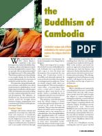 The Buddhism of Cambodia