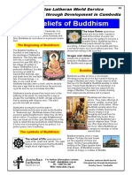 Pg 24-26 the Beliefs of Buddhism