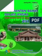 Kalimantan Barat Dalam Angka 2012