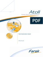 Atoll 3.3.2 Task Automation Guide