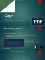 Copy Move Rotate
