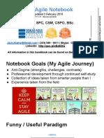 Jack's Agile Notebook - Google Slides