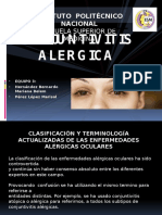 conjuntivitis alergo