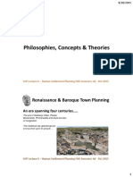 Lecture 6 About Theories