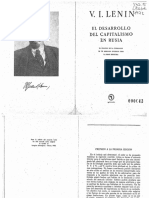 Lenin. El desarrollo del capitalismo en Rusia.pdf