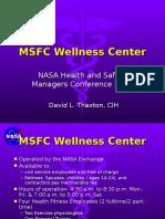 MSFC Health Fitness Center