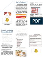 Leaflet Kolesterol