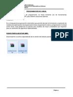 Practica Programacion No Lineal Ampl