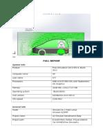 FULL REPORT Simulasi Aerodinamis 2
