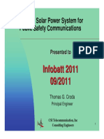 12.04 Tom Croda - Off Grid Solar Power System for Public Safety Communications