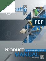 SBS Plastic Formwork and SlabWork