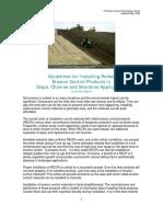 Erosion control Guideline 72464847