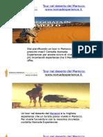 Tour Nel Deserto Del Marocco