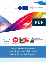 Policy Paper Public Administration Reform