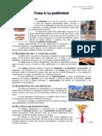 4º ESO La Publicidad