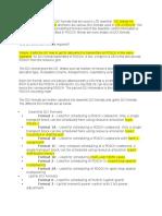 DCI -DL Control Info Definition LTE