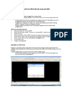 Manual Program Irigasi