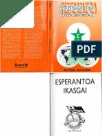 Aitor Arana - Esperantoa Ikasgai