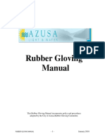 D-4.1 Manual- Ex-Rubber Gloving Prog