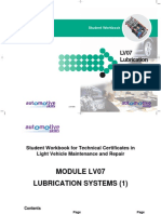The Lubrication System