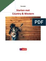 Starten met Country & Western