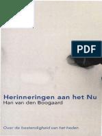 Han van den Boogaard - Herinneringen aan het nu