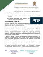 [PD] Publicaciones - El Negocio Del Fraude en La Industria de Las Telecomunicaciones
